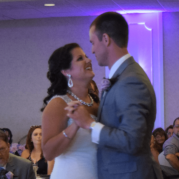 Wedding: Julie and Brandon at Justin's Tuscan Grill, East Syracuse, 7/8/17